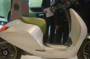 Mobilità ecologica con lo scooter elettrico