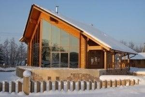 Le case prefabbricate in legno: una soluzione vantaggiosa per l'ambiente