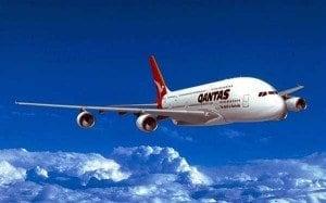 Quantas Airlines aereo