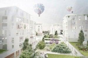 Bioedilizia: il quartiere green di Via Cenni a Milano