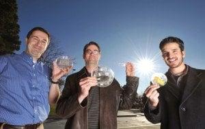 Micro celle fotovoltaiche ad alta efficienza